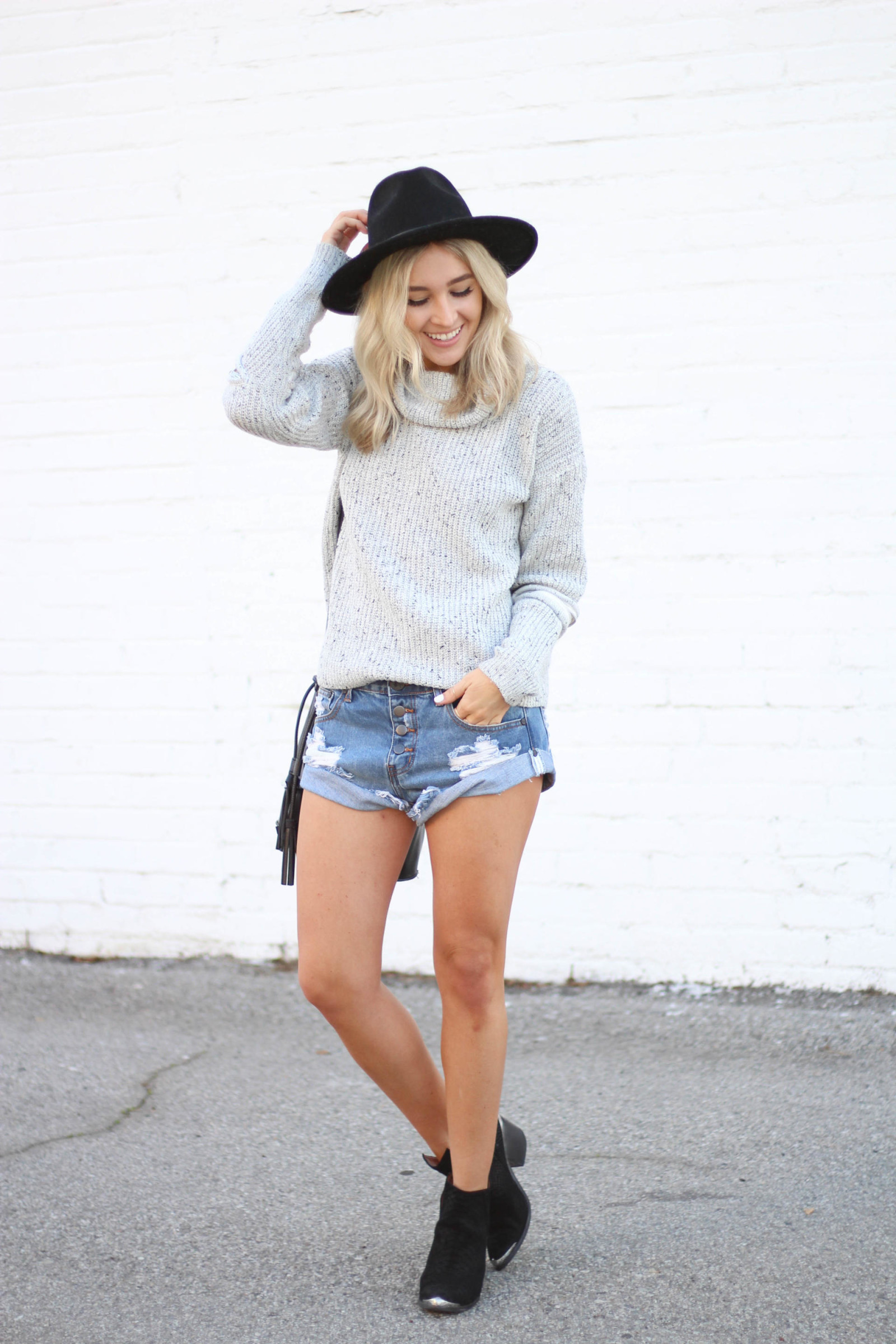 sweater from sheinside
