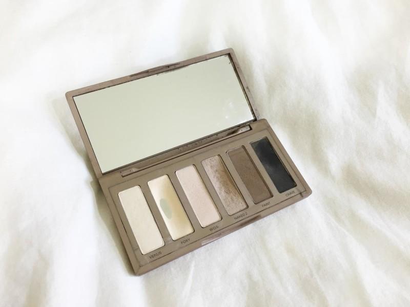 naked mini palette
