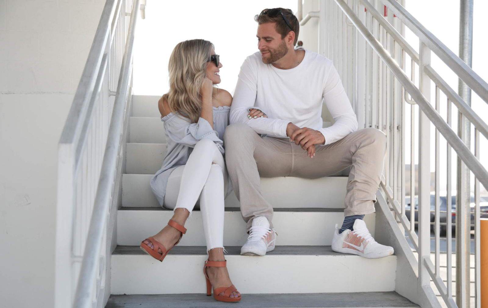 Him + Her: Neutral Outfits