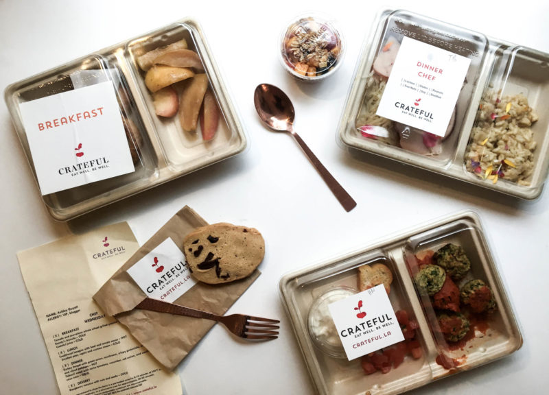 subscription meal service