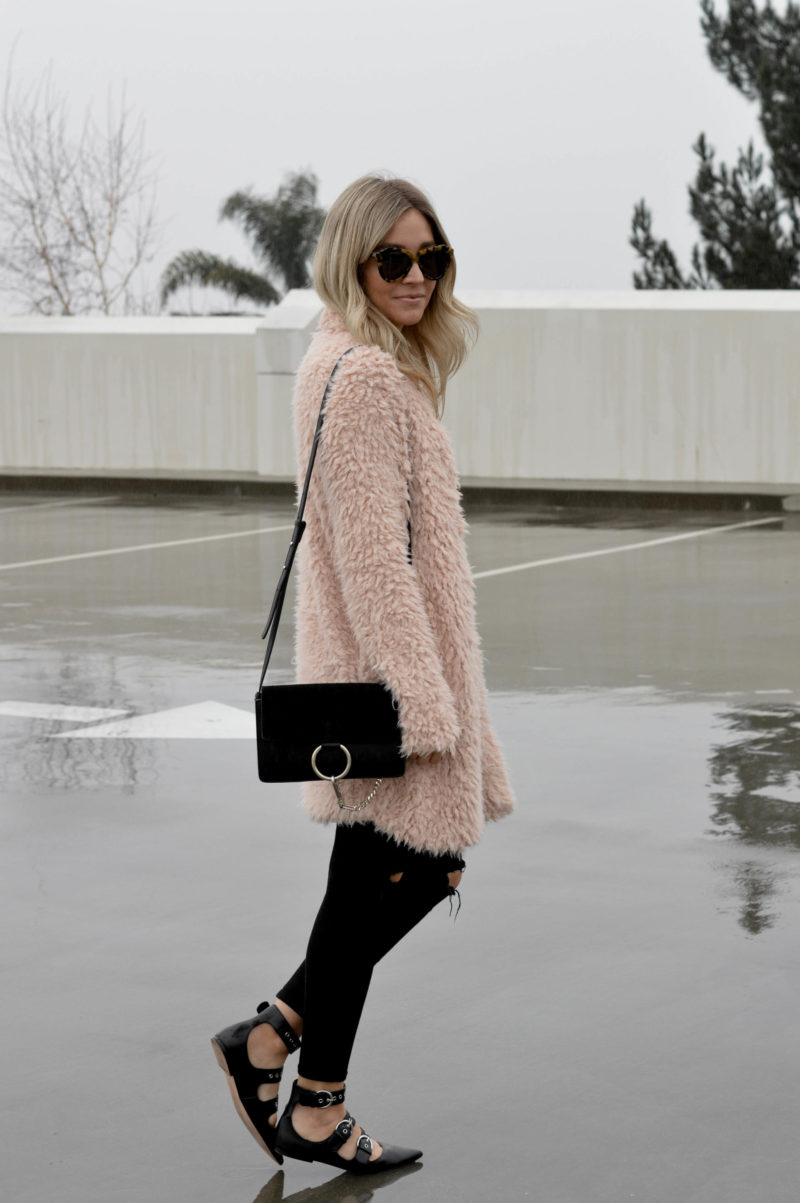 inexpensive faux fur
