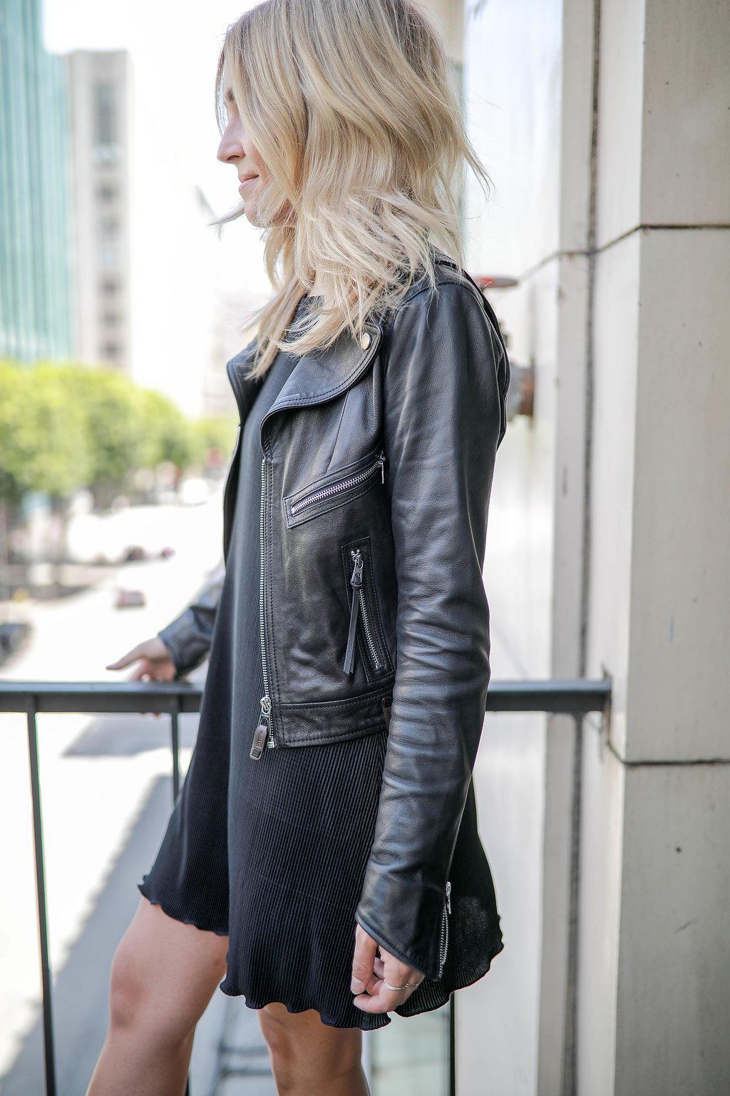 rudsak leather