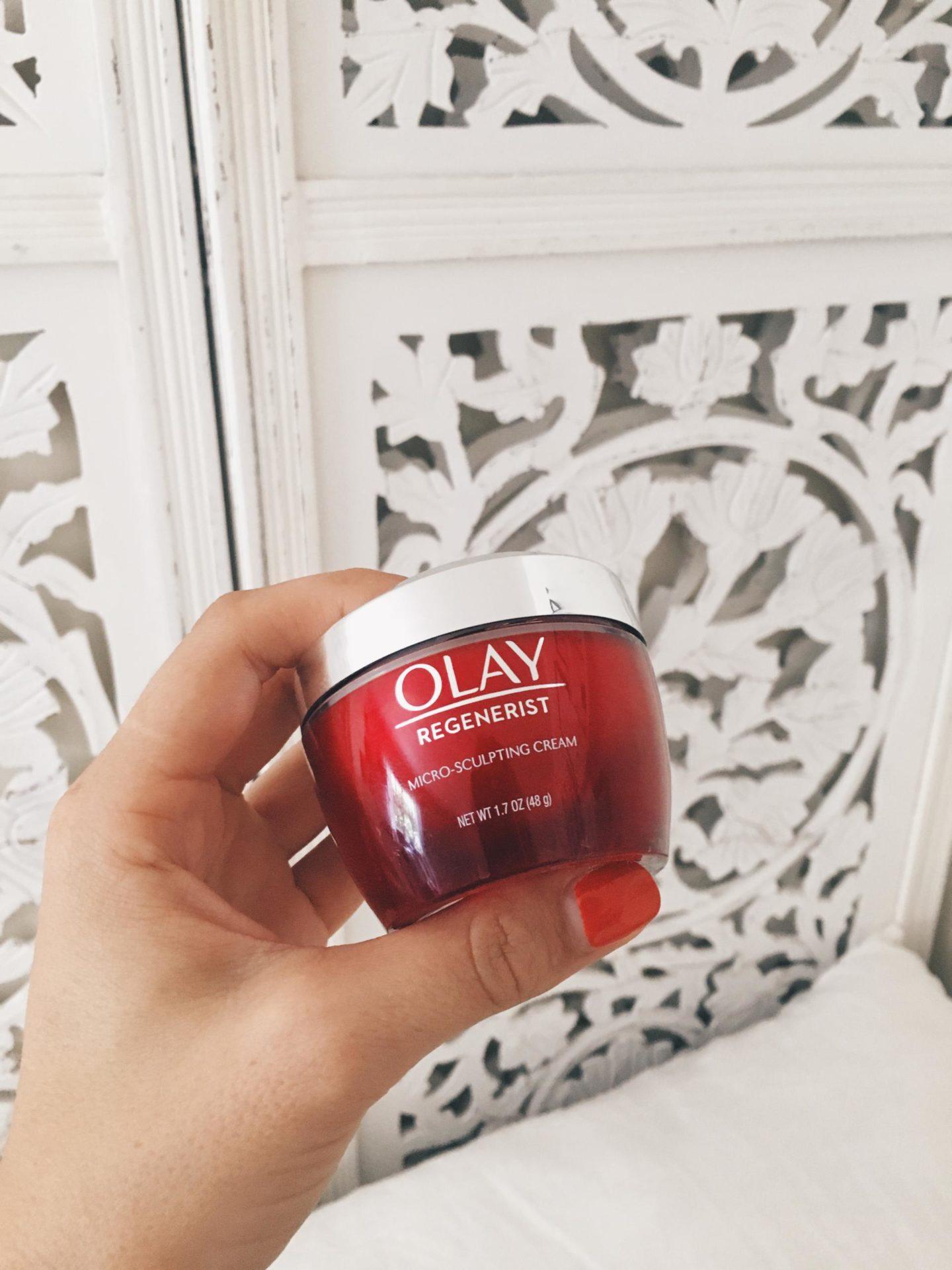 anti-aging skin cream