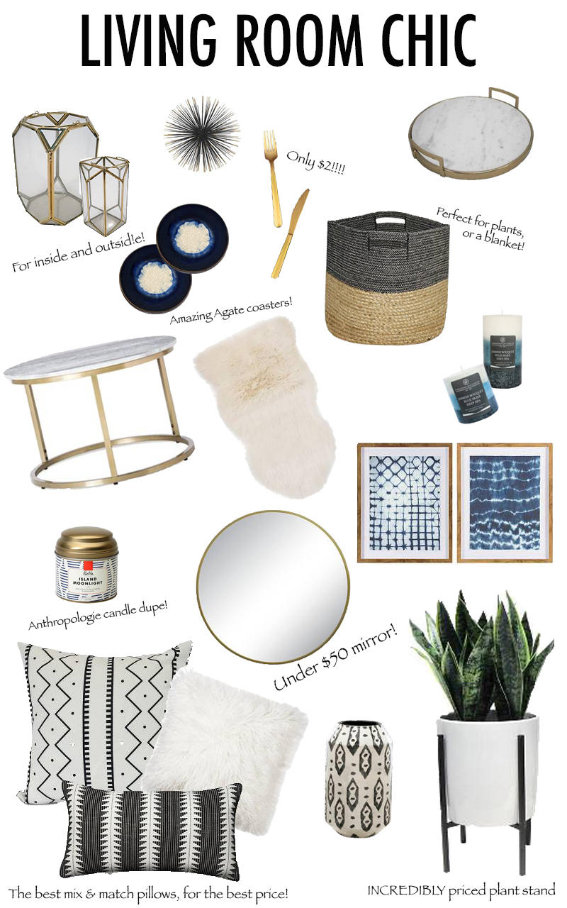 How to Decorate Your Living Room on a Budget