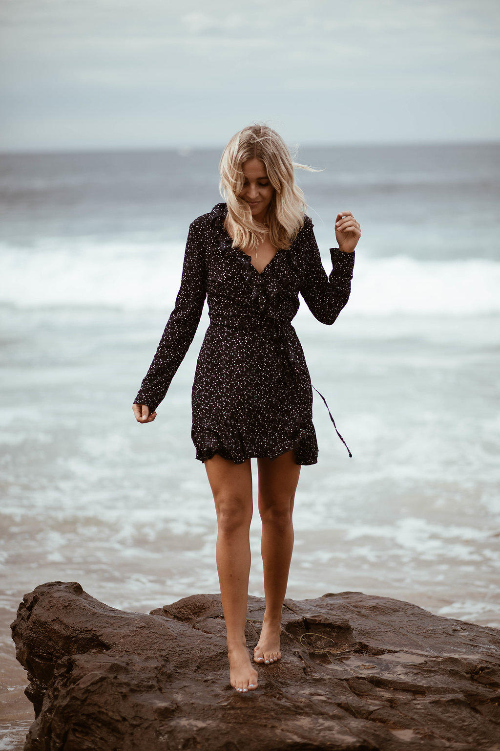 Buy this wrap dress at lulus.com