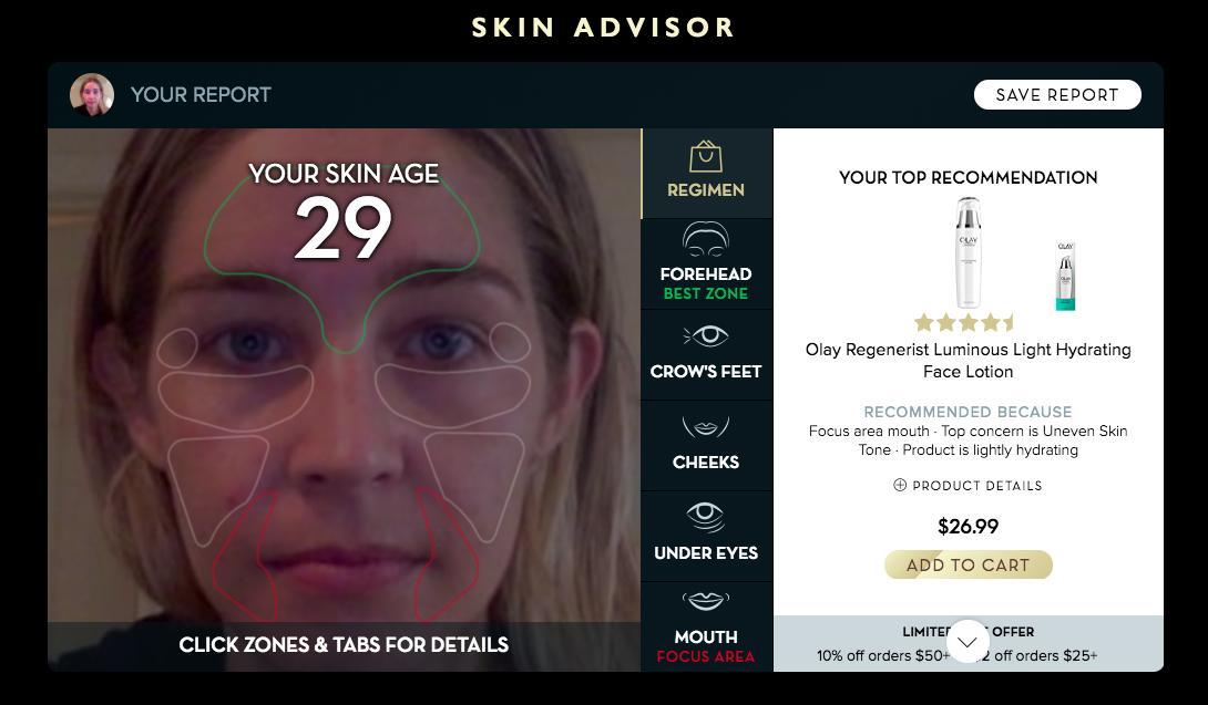 skin health results