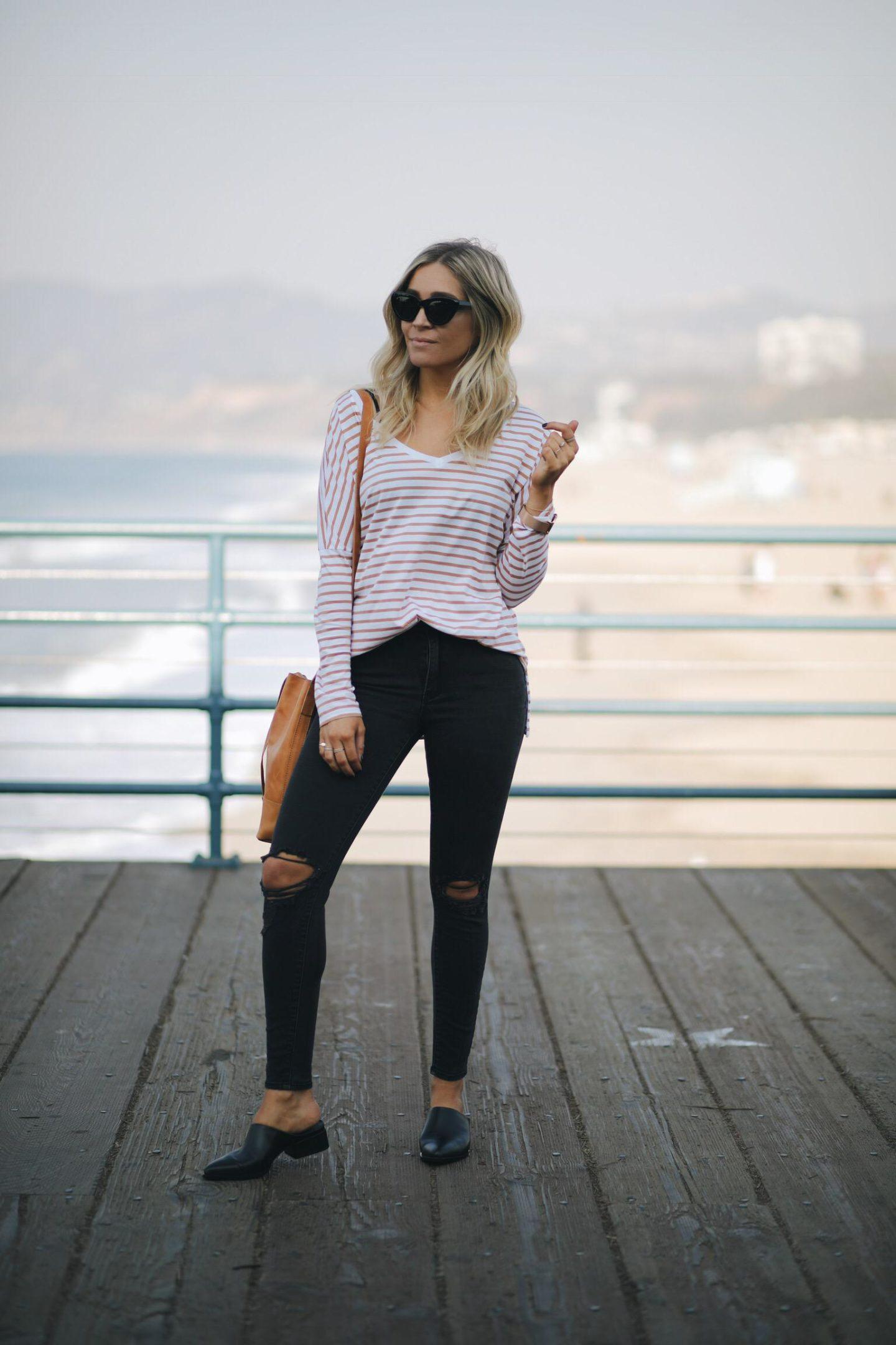 black cateye sunglasses